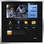 Accounting and Business web 2.0 DNN Skin version 01.00.01