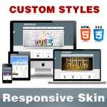 Optimum Skin // SlateGray // Responsive Retina // Typography // Unlimited Colors // DNN 5/6/7