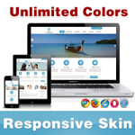 CleanWeb Skin // Grid Responsive  // Unlimited Colors // Typography // Mobile HTML5 // DNN5 & 6 & 7