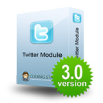 Twitter Module version 03.02.32