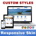 CleanWeb Skin // RoyalBlue // Responsive // Unlimited Colors // Typography // Mobile // DNN 5/6/7