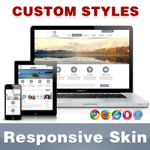 CleanWeb Skin // SlateGray // Responsive // Unlimited Colors // Typography // Mobile // DNN 5/6/7