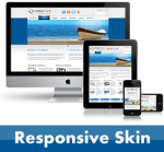 Creative-SteelBlue Skin // Responsive Design // Tablet & Mobile // Slider Banner //For DNN 5 & 6 & 7