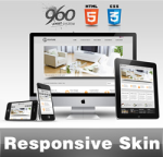 Feature-Gray Skin // Grid Responsive Layout // Tablet & Mobile // HTML5 Slideshow // DNN 5 & 6 & 7