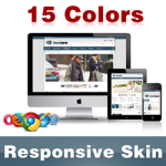 Texture Skin (15 Colors) // Responsive Design // Mobile HTML5 // Bootstrap Typography // DNN 5/6/7