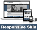 Business-SlateGray Skin // Responsive Design // Tablet & Mobile // Slider Banner // DNN 5 & 6 & 7