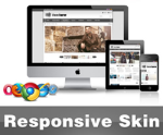 Texture-Gray Skin // Responsive Design // Mobile HTML5 // Bootstrap Typography // DNN5 & 6 & 7
