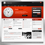 Business web 2.0 DNN Skin version 01.01.06