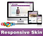 Texture-Purple Skin // Responsive Design // Mobile HTML5 // Bootstrap Typography // DNN5 & 6 & 7