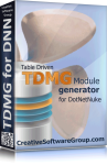 TDMG Table Driven Module Generator