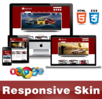 Motive-DarkRed Skin // Responsive Design // Mobile HTML5 // Bootstrap Typography // DNN5 & 6 & 7