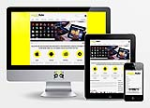 MobileNuke Yellow // 1140 Grid // Responsive // Typography Portal Templates // Social // DNN7/6/5