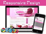 Business Pink 20100-Responsive/Mobile/PC Skin