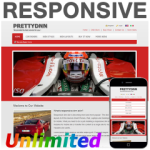 BS130315 - Red Responsive DNN Skin / HTML5 & CSS3 / Bootstrap Typography / Mobile / Unlimited Colors
