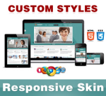 Company Skin // CadetBlue // Responsive // Unlimited Colors // Typography // Mobile // DNN 5/6/7