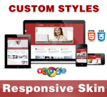 Company Skin // FireBrick // Responsive // Unlimited Colors // Typography // Mobile // DNN 5/6/7