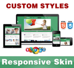Company Skin // SeaGreen // Responsive // Unlimited Colors // Typography // Mobile // DNN 5/6/7