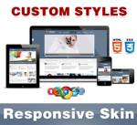 Company Skin // SlateGray // Responsive // Unlimited Colors // Typography // Mobile // DNN 5/6/7
