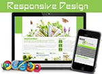 Business Green 20100-Responsive/Mobile/PC Skin