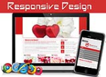 Business Red 20100-Responsive/Mobile/PC Skin