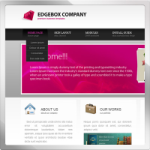 Edgebox web 2.0 DNN Skin version 01.00.02