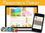 Business Orange 20100-Responsive/Mobile/PC Skin
