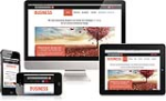 DNN5/6/7 Business Mobile DNN Skin 128 Mobile Desktop iPad Responsive/PhotoAlbums/Gallery/Social/Blog