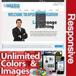 Minerva 18 Colors Pack - Responsive Skin - Bootstrap - 6 Free Modules - Skin Customizer - Mega Menu