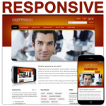 Sunfire 130408 Responsive DNN Skin / HTML5 & CSS3 / Social / Typography / Mobile / Business