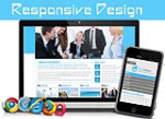 Business Sky Blue 20100-Responsive/Mobile/PC Skin