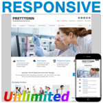 BS130415 Responsive DNN Skin / HTML5 & CSS3 / Unlimited / Typography / Mobile / Business