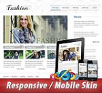 15%OFF Coupon_Mobile Skin 11462_Free 4 Modules fashion show/industry**DNN5/6/7