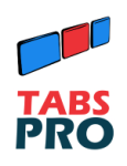 Tabs Pro 1.8 (Tabs with Persistence, Accordion and Dialog Flavors)