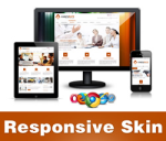 Corporate-Chocolate Skin // Responsive Design // Mobile HTML5 // Bootstrap Typography // DNN 5/6/7