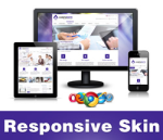 Corporate-DarkSlateBlue Skin // Responsive Design // Mobile HTML5 //Bootstrap Typography // DNN5/6/7