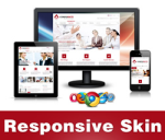Corporate-FireBrick Skin // Responsive Design // Mobile HTML5 // Bootstrap Typography // DNN 5/6/7