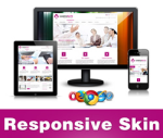 Corporate-MediumVioletRed Skin // Responsive // Mobile HTML5 // Bootstrap Typography // DNN 5/6/7