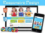 Business Blue 20110-Responsive/Mobile/PC Skin
