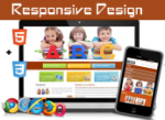 Business Brown 20110-Responsive/Mobile/PC Skin