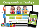 Business Green 20110-Responsive/Mobile/PC Skin