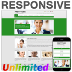 BS130315 Green Responsive Skin / HTML5 & CSS3 / Unlimited / Bootstrap / Mobile / Business Company