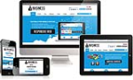 DNN5/6/7 Business Mobile DNN Skin 131 Mobile Desktop iPad Responsive/PhotoAlbums/Gallery/Social/Blog