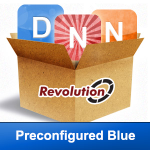 Revolution Blue | App-Store Apps Powered By DNN