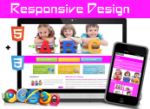 Business Pink 20110-Responsive/Mobile/PC Skin