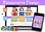Business Purple 20110-Responsive/Mobile/PC Skin