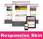 Bright-DeepPink Skin // Responsive Design // Mobile HTML5 // Bootstrap Typography // DNN 5/6/7
