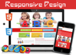 Business Red 20110-Responsive/Mobile/PC Skin