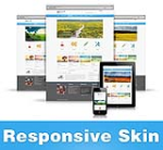 Bright-DodgerBlue Skin // Responsive Design // Mobile HTML5 // Bootstrap Typography // DNN 5/6/7