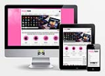 MobileNuke HotPink // 1140 Grid // Responsive // Typography Portal Templates // Social // DNN7/6/5