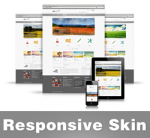 Bright-Gray Skin // Responsive Design // Mobile HTML5 // Bootstrap Typography // DNN 5/6/7